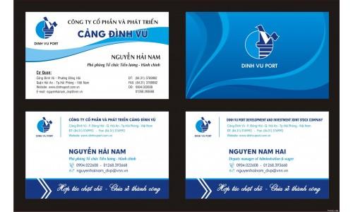 Card visit, Văn hóa kinh doanh