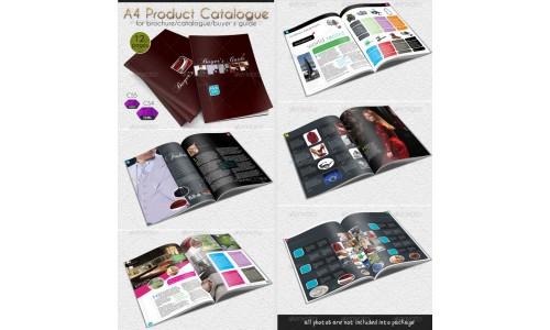 Những chú ý khi khách hàng thiết kế catalogue