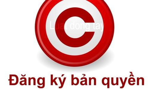 Ai là người sở hữu bản quyền logo?
