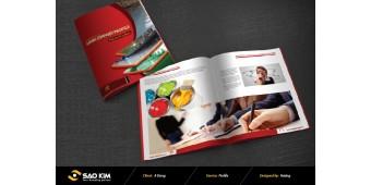 Thiết kế catalogue sản phẩm