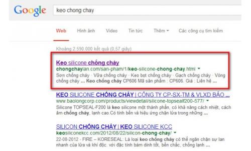 Lưu ý khi quảng cáo Google Adwords