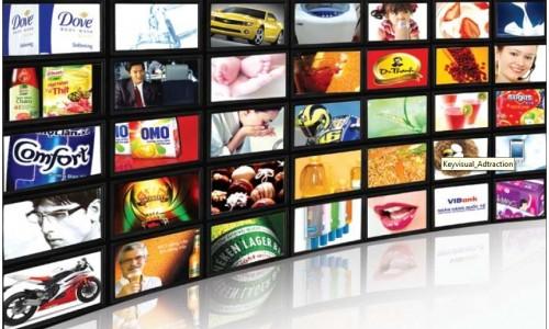 Booking quảng cáo truyền hình