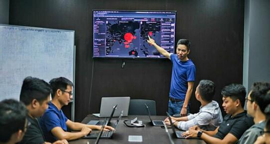Người Việt làm website về virus Corona trong 12 tiếng