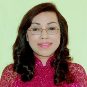 NGƯT.TS. Đỗ Thị Thanh Vân - Hiệu trưởng